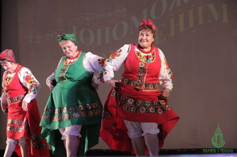 """благодійний концерт для бійців ато """" Допоможемо пораненим ! """" в Харкові"""